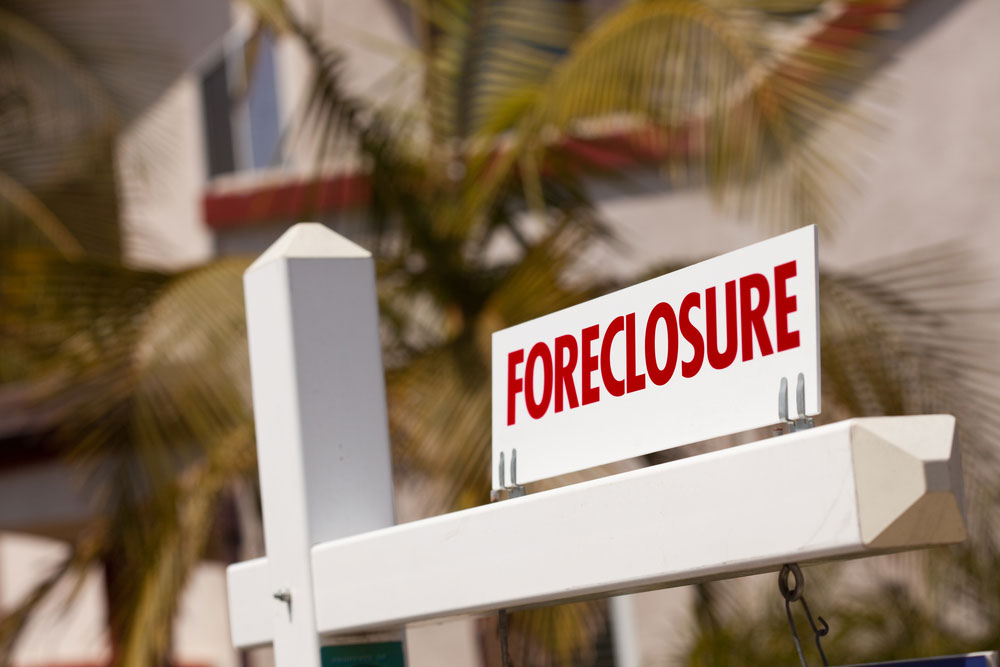 Avoid mortgage forclosure
