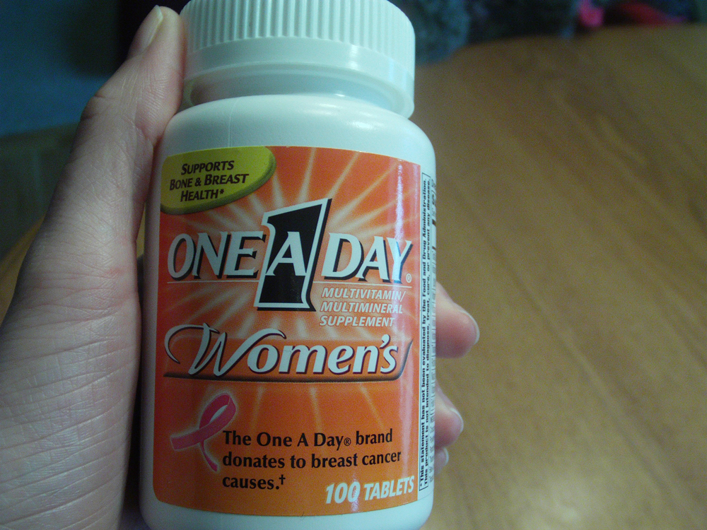 Bayer One A Day Multivitamins class action lawsuit
